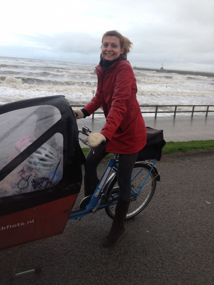 Bakfiets vs Butchers and Bicycles cargobikes