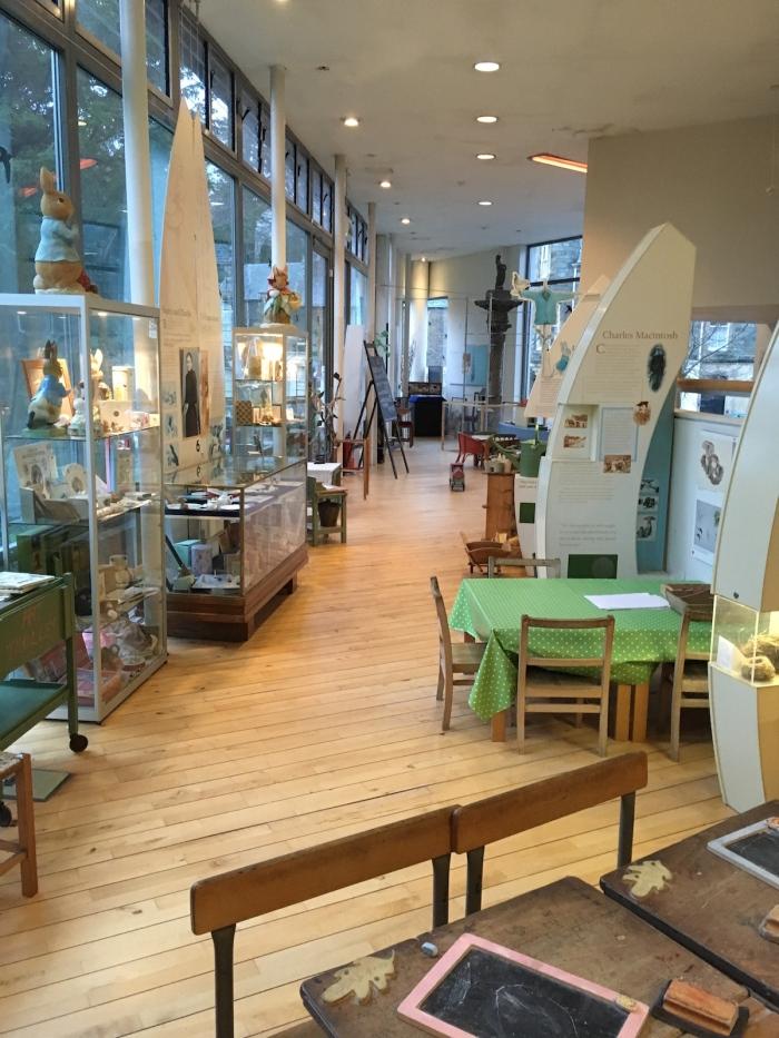 Beatrix Potter Exhibition,Dunkeld