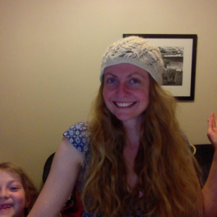 Image of crochet hat